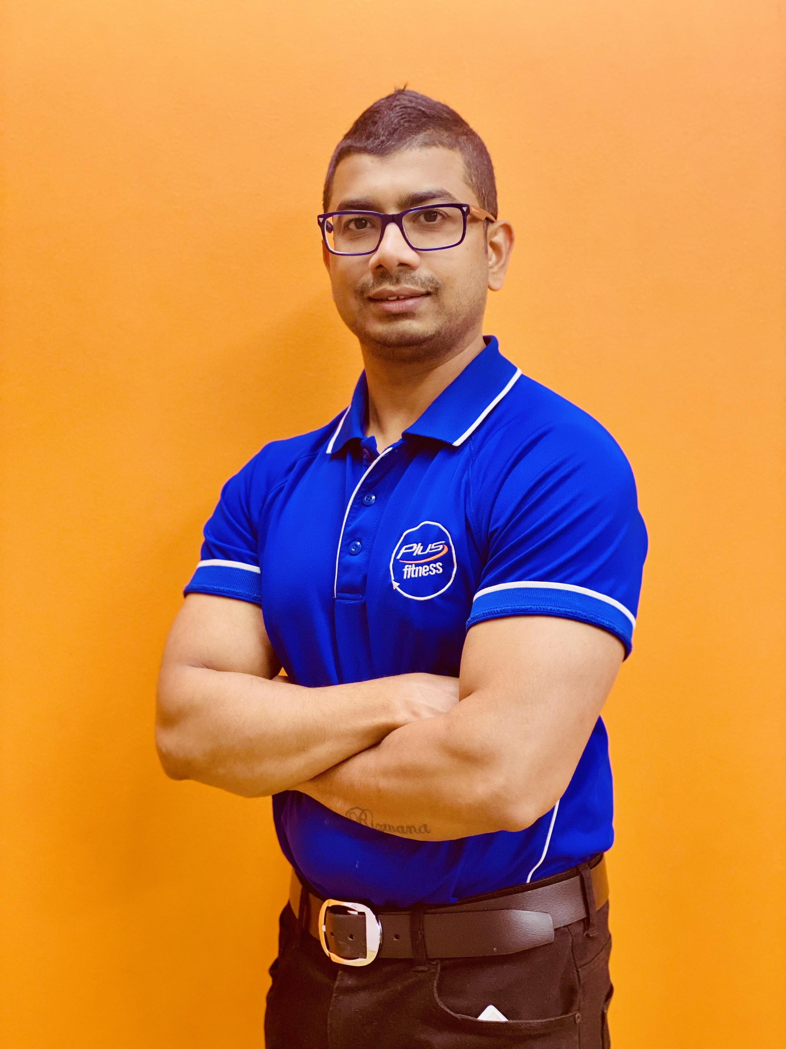 Siraj - Sales Executive