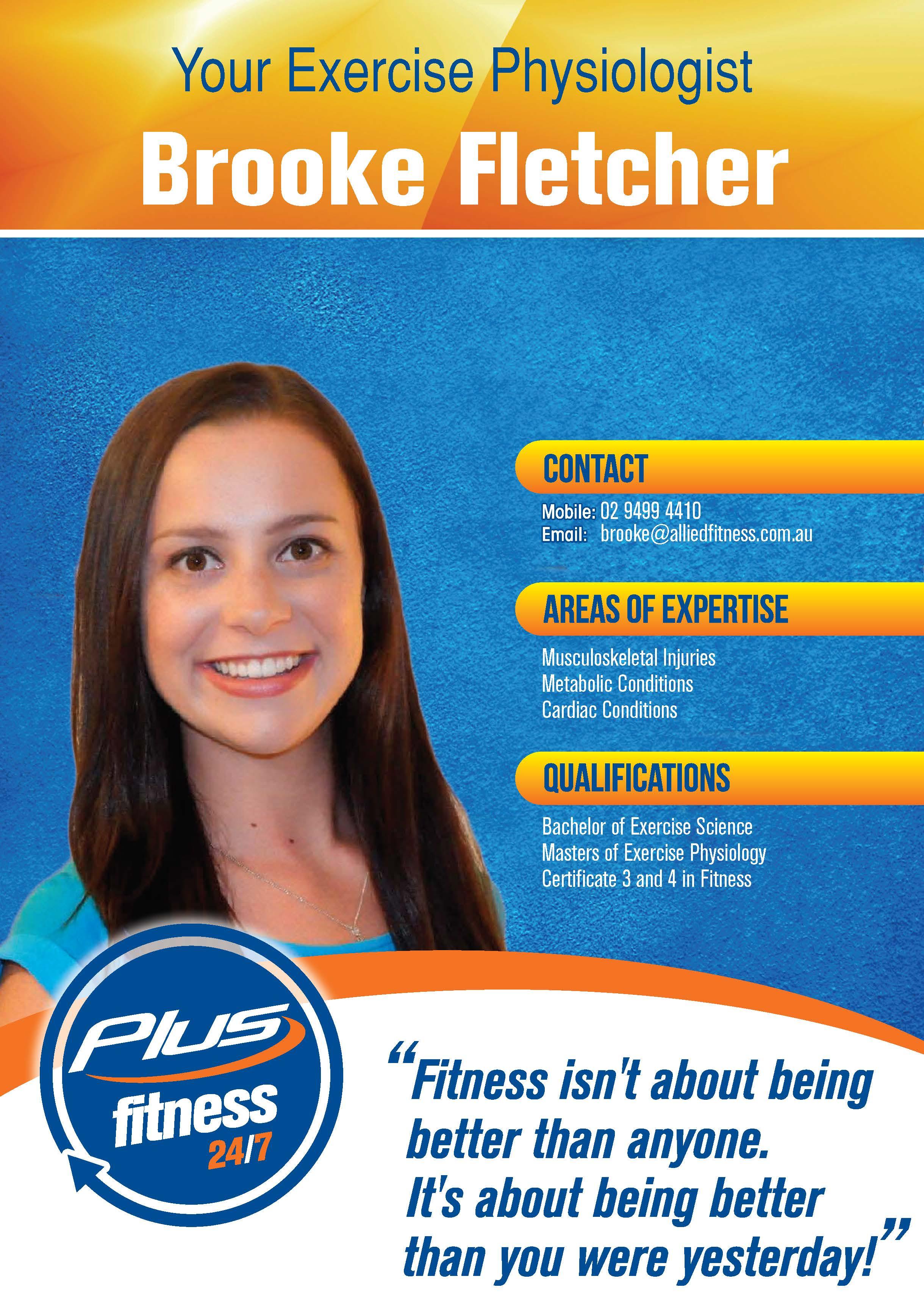 Brooke Fletcher
