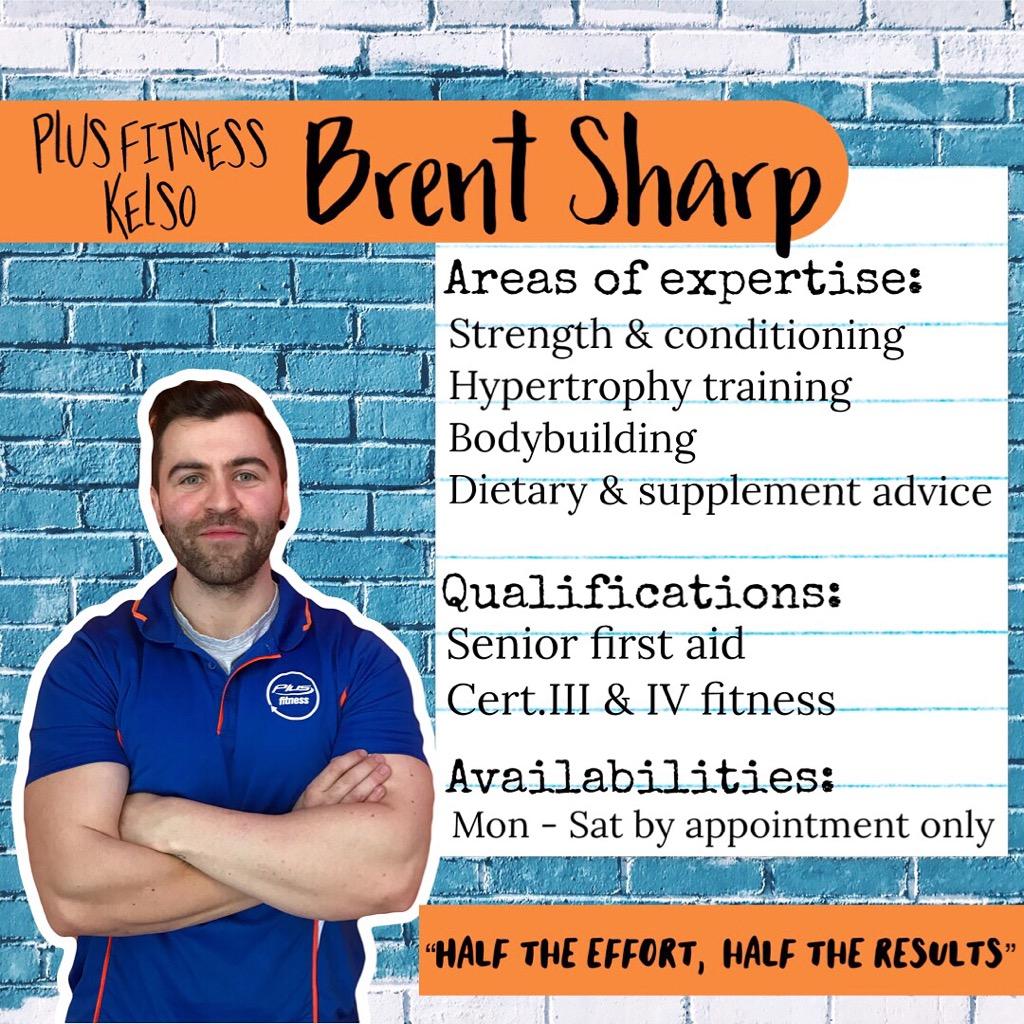 Brent Sharp