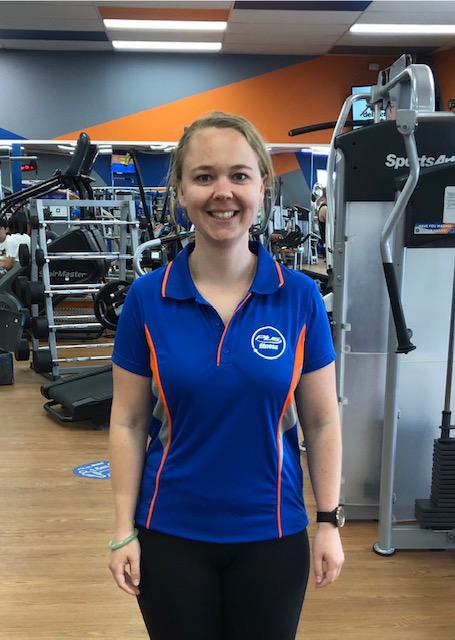 ELYSHIA LUCAS Accredited Exercise Physiologist