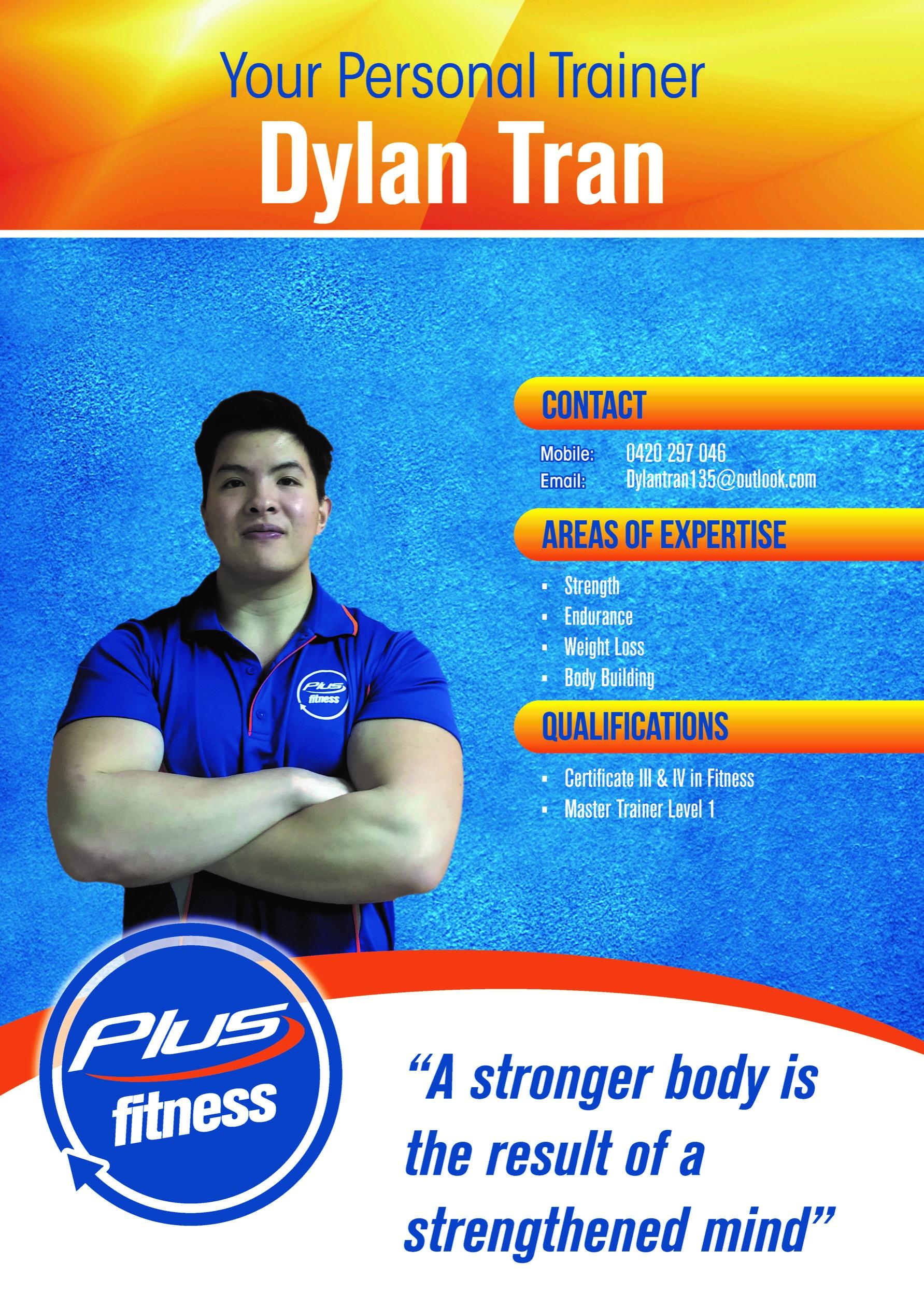 Dylan Tran