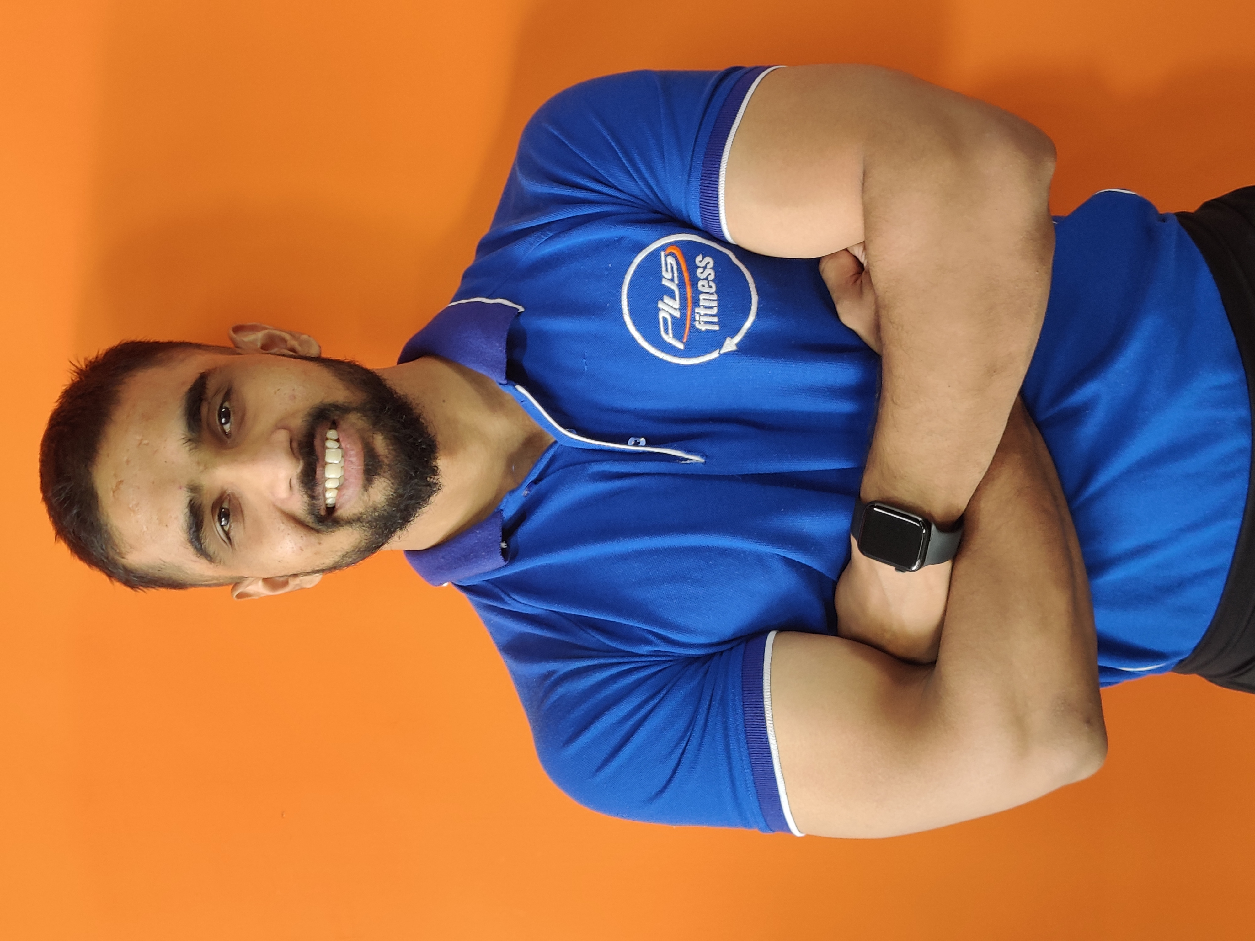 ROHIT SINGH - PERSONAL TRAINER