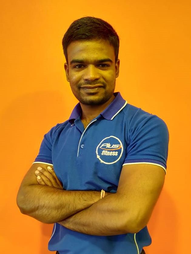 Jayesh Rathod (Level 1 Trainer)