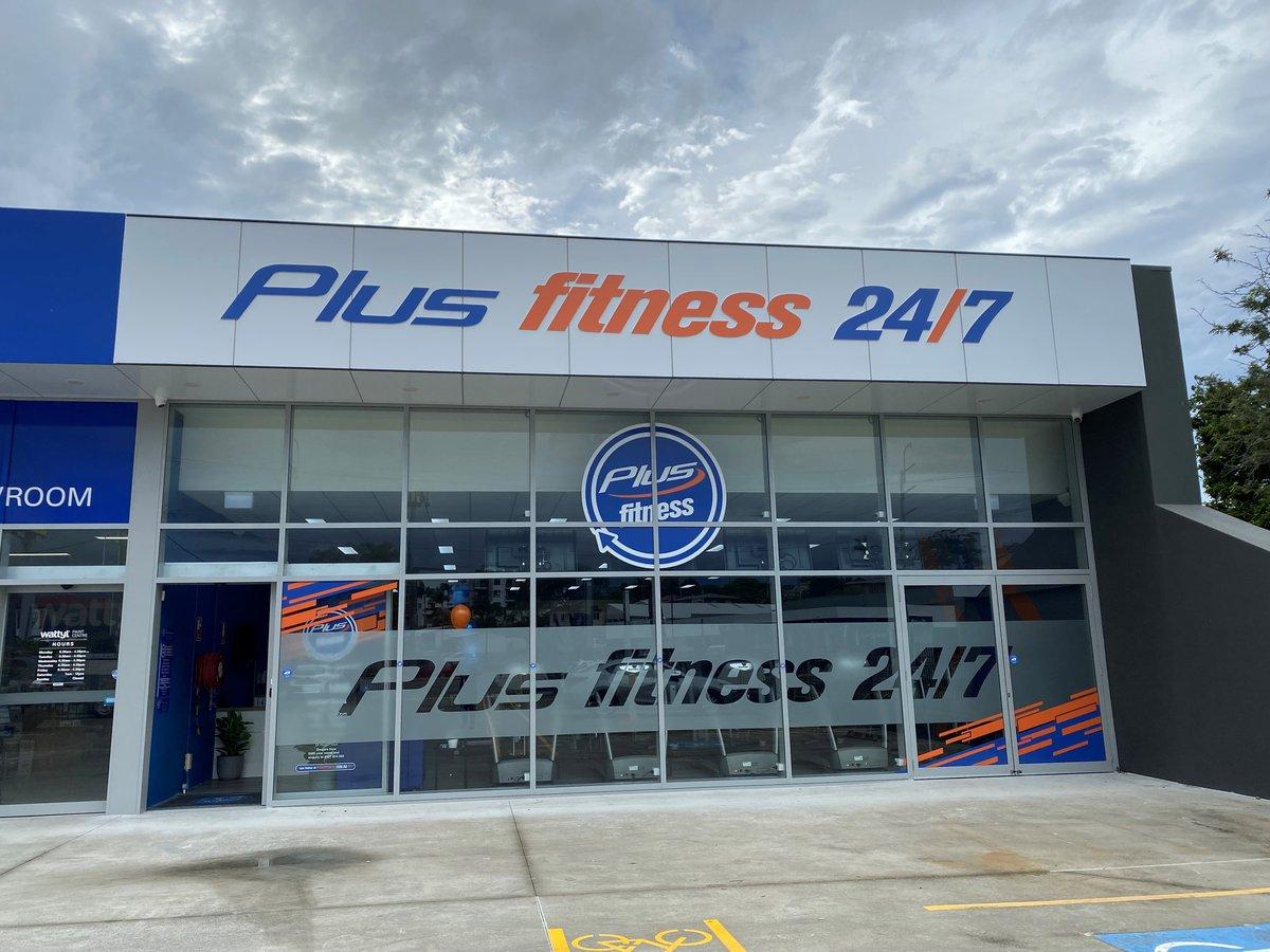 Plus fitness